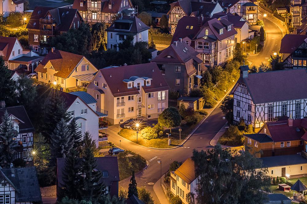 Fachwerkhäuser Wernigerode