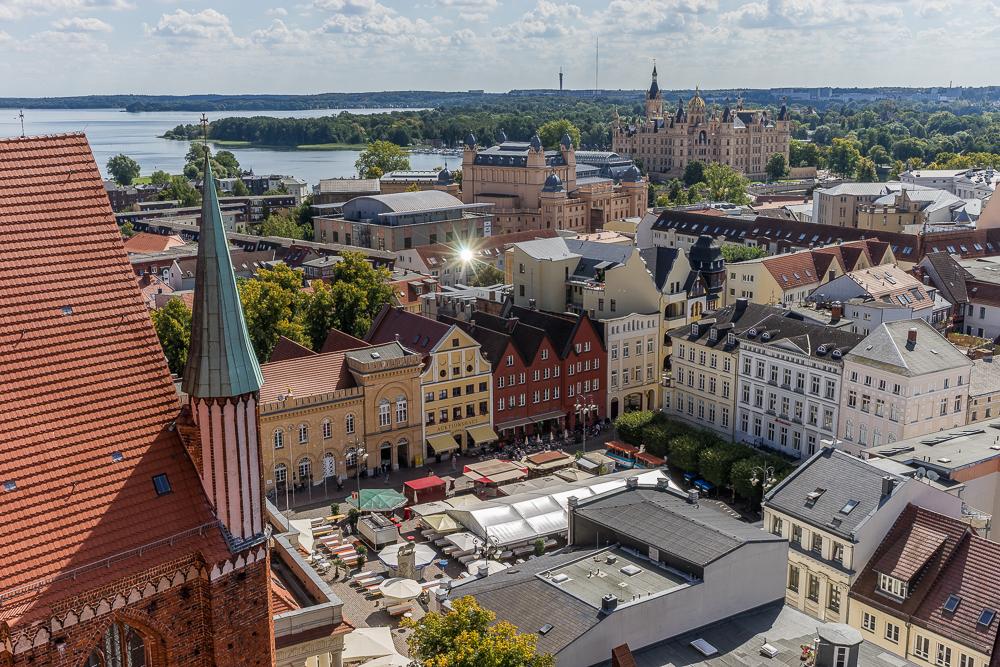 Schwerin Marktplatz