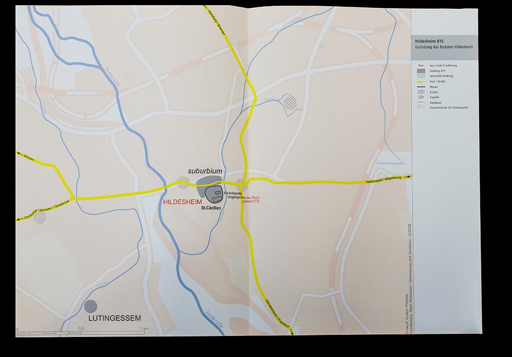 Karte Pischke Hildesheim 815